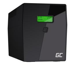 Zasilacz awaryjny (UPS) Green Cell UPS (2000VA/1200W,  4x Schuko, AVR, LCD)