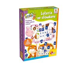 Gra dla małych dzieci Lisciani Giochi Carotina Loteria ze słówkami
