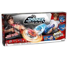 Zabawka militarna Dumel Silverlit Spinner MAD FIRESTORM vs MEGA WAVE