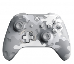 Pad Microsoft Xbox Wireless Controller - Arctic Camo Ed.