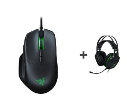 Myszka przewodowa Razer Basilisk + Electra V2 USB