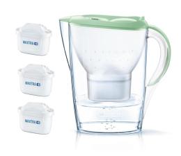 Filtracja wody Brita Marella Pastelowy Zielony + 3 wkłady MAXTRA+