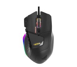 Myszka przewodowa Patriot Viper V570 RGB Laser Gaming Black Edition