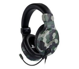 Słuchawki do konsoli BigBen PS4 Słuchawki do konsoli - Camo Green