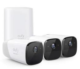 Inteligentna kamera Eufycam EUFYCAM 2 PRO (3+1) 2K IP67 + HomeBase 2