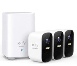 Inteligentna kamera Eufycam EUFYCAM 2C (3+1) FullHD IP67 (3szt. + HomeBase2)