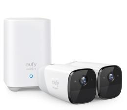 Inteligentna kamera Eufycam EUFYCAM 2 (2+1) FullHD IP67 (2szt. + HomeBase2)