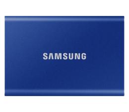 Dysk zewnętrzny SSD Samsung Portable SSD T7 500GB USB 3.2 Niebieski