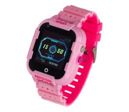 Smartwatch dla dziecka Garett Kids 4G rózowy