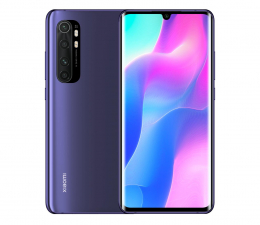 Smartfon / Telefon Xiaomi Mi Note 10 Lite 6/128GB Nebula Purple