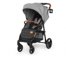 Wózek spacerowy Kinderkraft Grande LX Grey