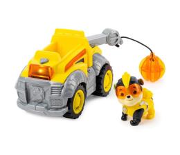 Pojazd / tor i garaż Spin Master Psi Patrol Pojazd Tematyczny Mighty Pups Rubble