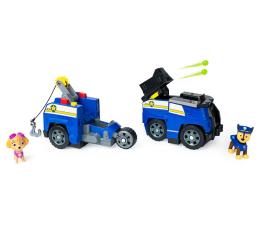 Pojazd / tor i garaż Spin Master Psi Patrol: Pojazd 2w1 Chase