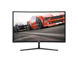 """Monitor LED 27"""" Acer Nitro EI272URPBMIIIPX Curved czarny HDR"""