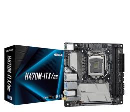 Płyta główna Socket 1200 ASRock H470M-ITX/AC