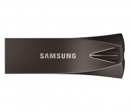 Pendrive (pamięć USB) Samsung 64GB BAR Plus Titan Gray 300MB/s