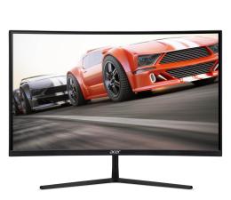 """Monitor LED 24"""" Acer Nitro EI242QRPBIIPX Curved czarny"""