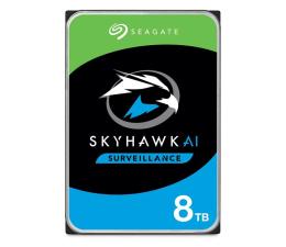 Dysk HDD Seagate Skyhawk AI CMR 8TB 7200obr. 256MB
