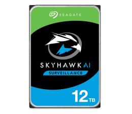 Dysk HDD Seagate Skyhawk AI CMR 12TB 7200obr. 256MB
