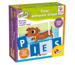 Gra dla małych dzieci Lisciani Giochi Carotina Pisze pierwsze słowa