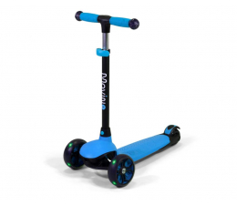 Hulajnoga dla dzieci Movino Trójkołowa balansowa Skylight Blue