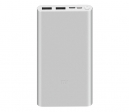 Powerbank Xiaomi Mi Power Bank 3 10000 mAh (srebrny)