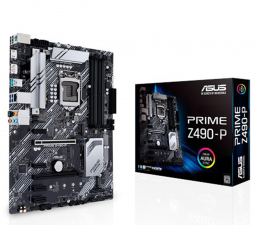Płyta główna Socket 1200 ASUS PRIME Z490-P