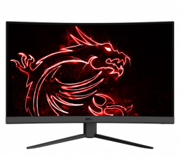 "Monitor LED 27"" MSI Optix G27CQ4 Curved czarny 165Hz"
