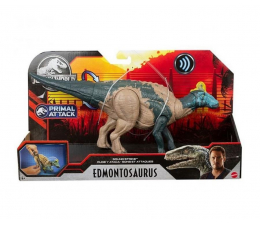 Figurka Mattel Jurassic World Edmontosaurus z dźwiękiem