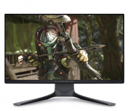 "Monitor LED 24"" Dell Alienware AW2521HF czarny 240Hz"