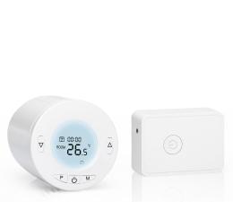 Sterowanie ogrzewaniem Meross MTS100H (głowica termostatyczna + przekaźnik)