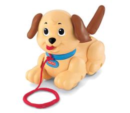 Zabawka dla małych dzieci Fisher-Price Interaktywny Piesek Snoopy do ciągnięcia