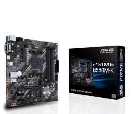Płyta główna Socket AM4 ASUS PRIME B550M-K