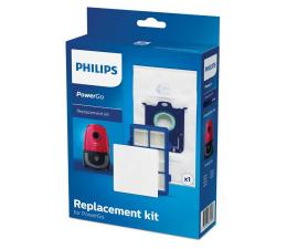 Akcesoria do odkurzaczy Philips Zestaw części zamiennych FC8001/01