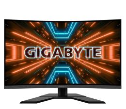 "Monitor LED 32"" i większy Gigabyte G32QC czarny Curved HDR"