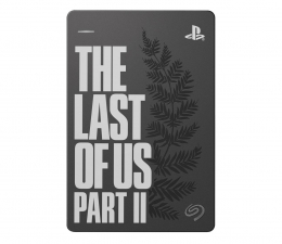Dysk do konsoli Seagate Game Drive The Last of Us Part II 2TB USB 3.0