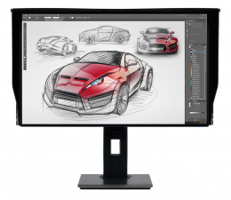 "Monitor LED 27"" Acer ProDesigner PE270K czarny"