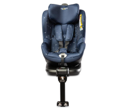 Fotelik 0-18 kg Caretero Twisty Navy
