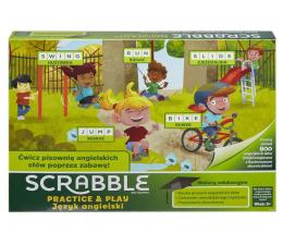 Gra słowna / liczbowa Mattel Scrabble Practice & Play