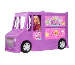 Lalka i akcesoria Barbie Foodtruck Zestaw do zabawy