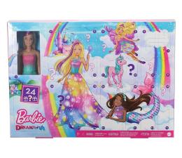 Lalka i akcesoria Barbie Dreamtopia Kalendarz adwentowy