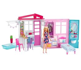 Lalka i akcesoria Barbie Przytulny domek + Lalka