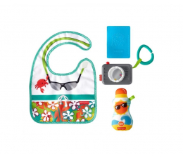 Zabawka dla małych dzieci Fisher-Price Zestaw prezentowy Podróż