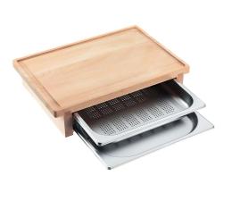 Akcesoria do kuchni Miele DGSB 1 Bukowa deska do krojenia