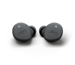 Słuchawki bezprzewodowe Jays m-Five Szary