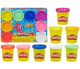 Zabawka plastyczna / kreatywna Play-Doh Ciastolina Tęczowy zestaw 8 tub
