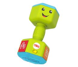 Zabawka dla małych dzieci Fisher-Price Muzyczny Hantelek Malucha