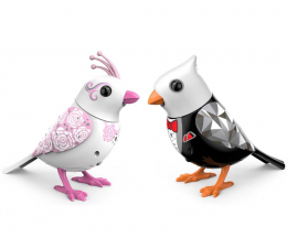 Zabawka interaktywna Dumel Silverlit DigiBirds Ptaszki Para Młoda 88388
