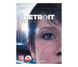 Gra na PC PC Detroit Become Human - Collectors' Edition