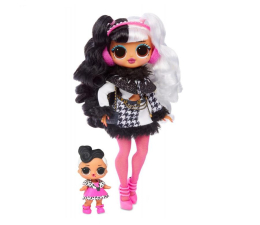 Figurka MGA Entertainment LOL Surprise OMG Winter Disco Dollie Dollface
